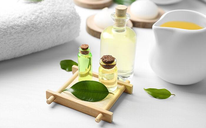 درمان خانگی شپش سر با روغن درخت چای