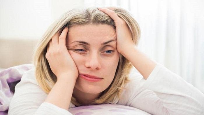 تاثیر کم خوابی بر روی پوست