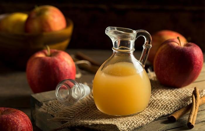 سرمه سیب برای درمان جوش