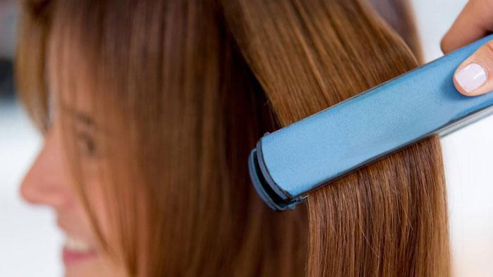اصول اتو کشیدن به مو