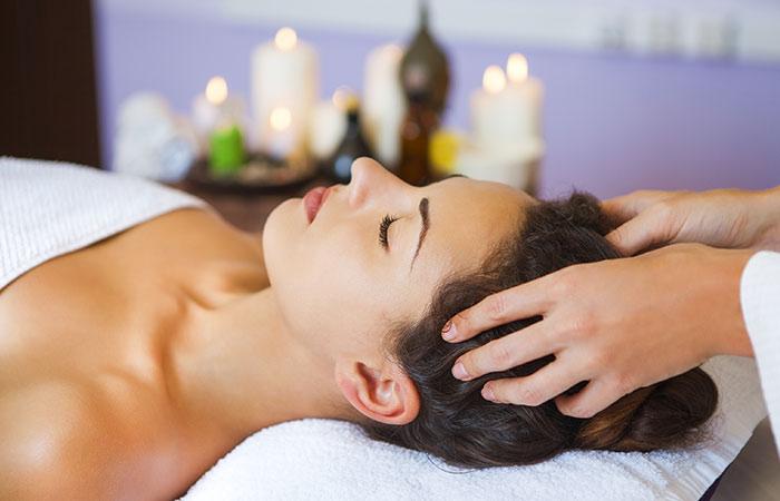 ماساژ درمانی برای رفع بی خوابی شبانه