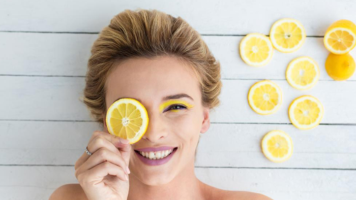 درمان جوش صورت با آبلیمو
