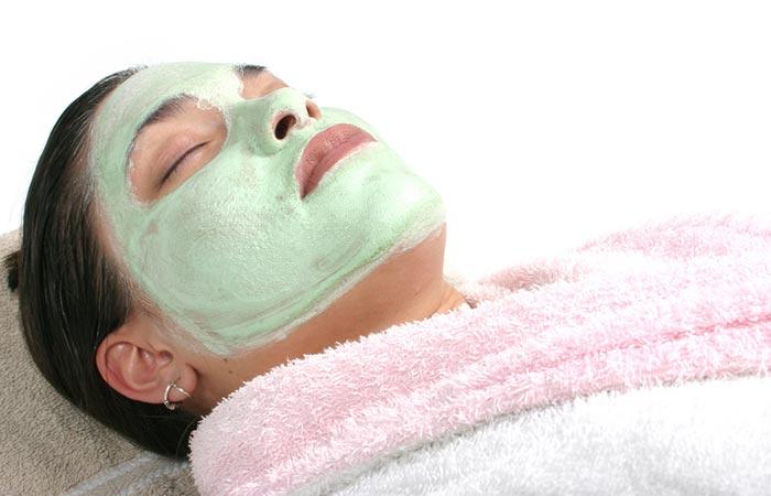 ماسک نعناع برای درمان جوش