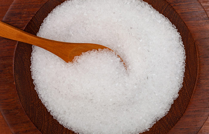 نمک اسپوم