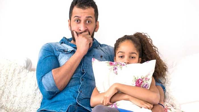 نحوه پاسخ دادن والدین