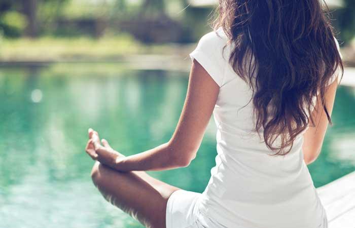 درمان بی خوابی با یوگا و مدیتیشن