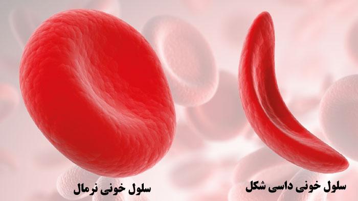 تغییر سلول های خونی