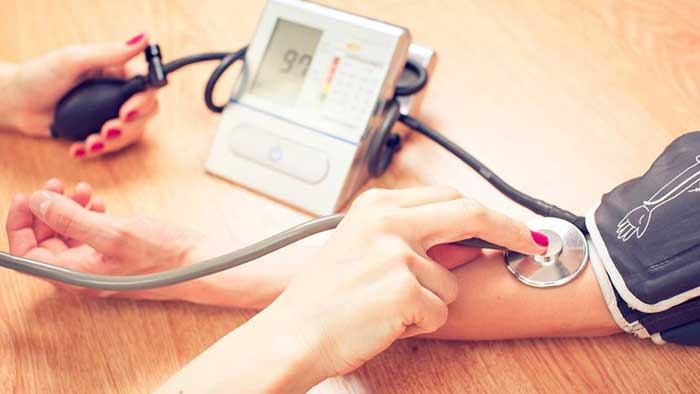 علائم فشار خون پایین