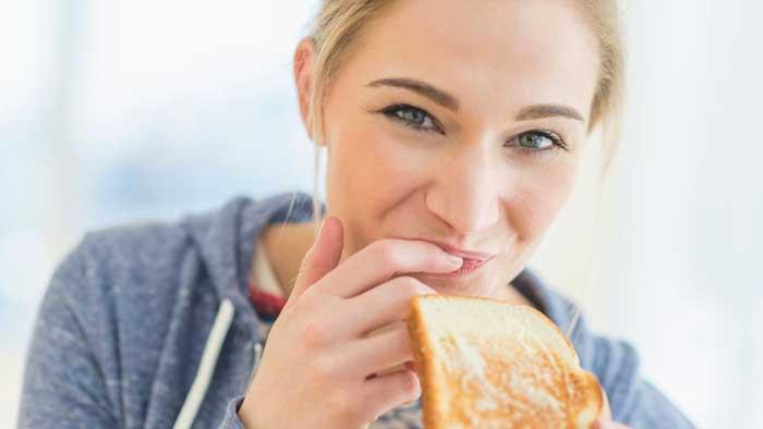 فاصله ورزش و وعده غذایی