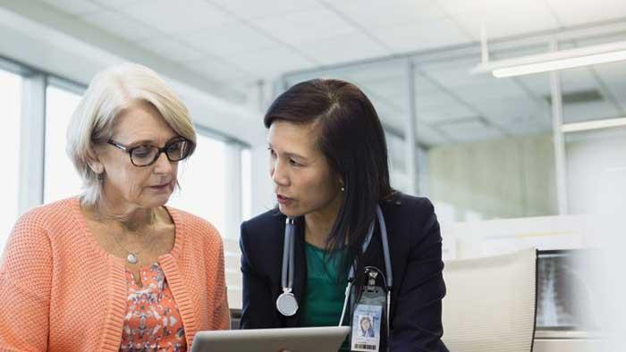 ماموگرافی در یائسگی