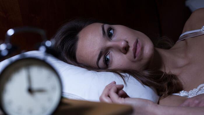 علت روانی بی خوابی