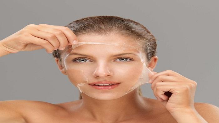 روشهای لایه برداری پوست