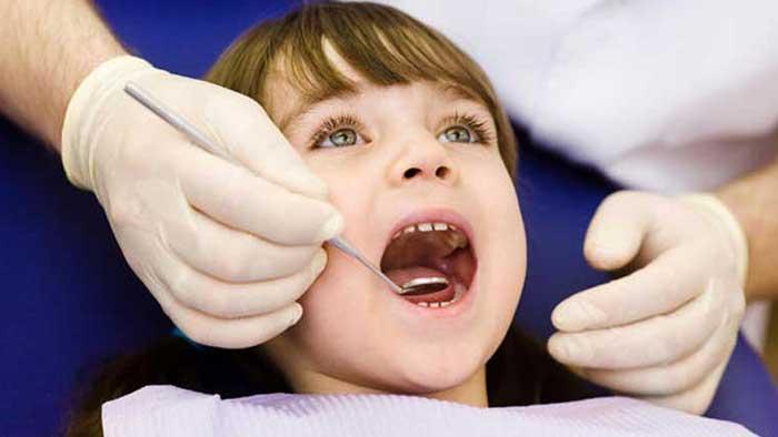 پیشگیری از آبسه دندان کودکان