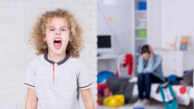 بیش فعالی کودکان ؛ علت،علائم، درمان و روش های پیشگیری