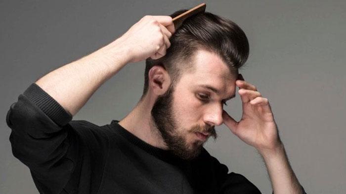 اتو کشیدن به مو