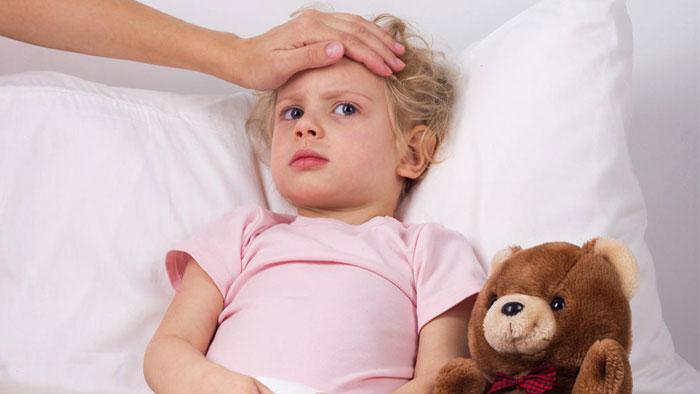 تب خطرناک کودکان