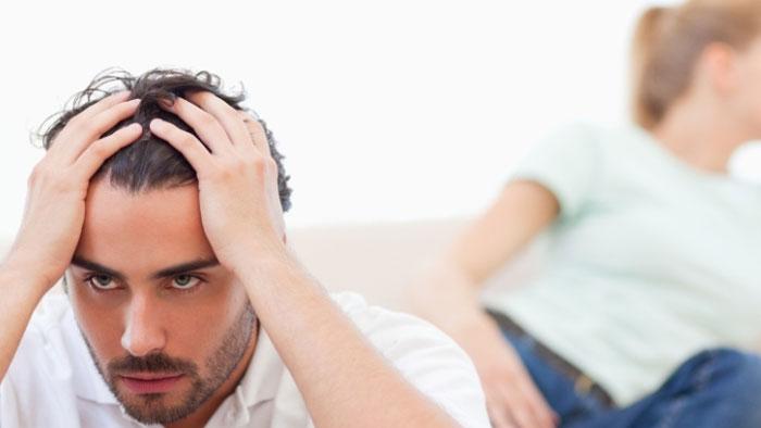 علت نازایی در مردان
