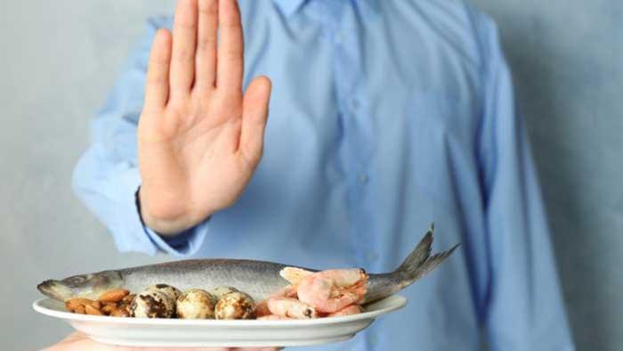 درمان آلرژی غذایی
