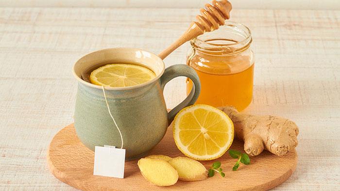 درمان خانگی سرفه خشک