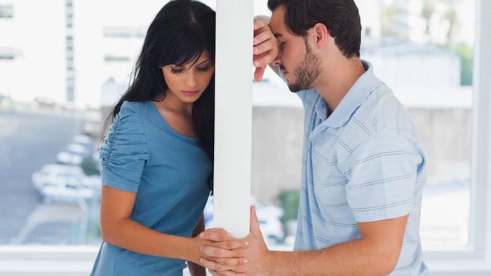 دلیل افسردگی همسران