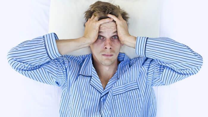 تغذیه و علت بی خوابی