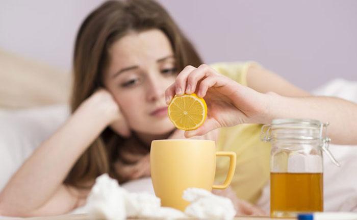آبمیوه برای سرماخوردگی