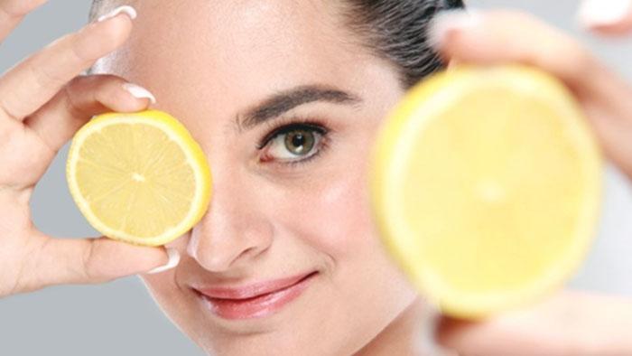 درمان جوش سر سیاه با لیمو