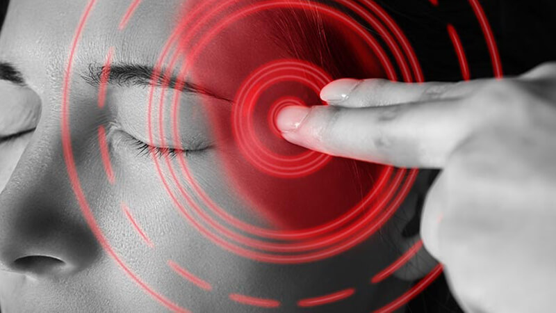 میگرن و درمان آن ، بررسی علائم این سر درد و همچنین انواع آن