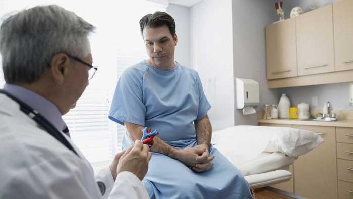 تشخیص نارسایی دریچه میترال