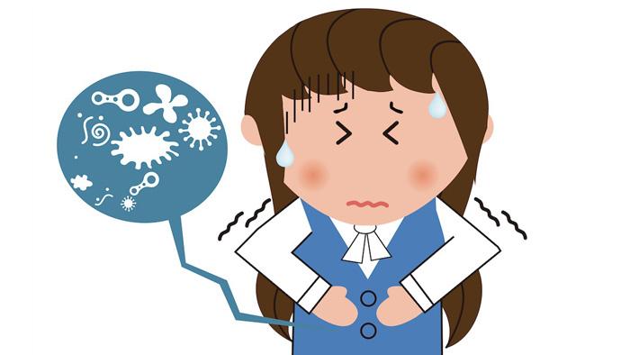 علت ابتلا به نوروویروس