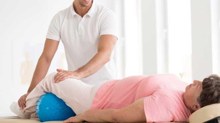 ماساژ درمانی پوکی استخوان