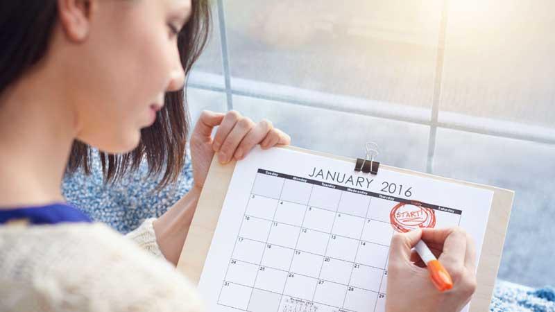 روش های تعیین دقیق زمان تخمک گذاری