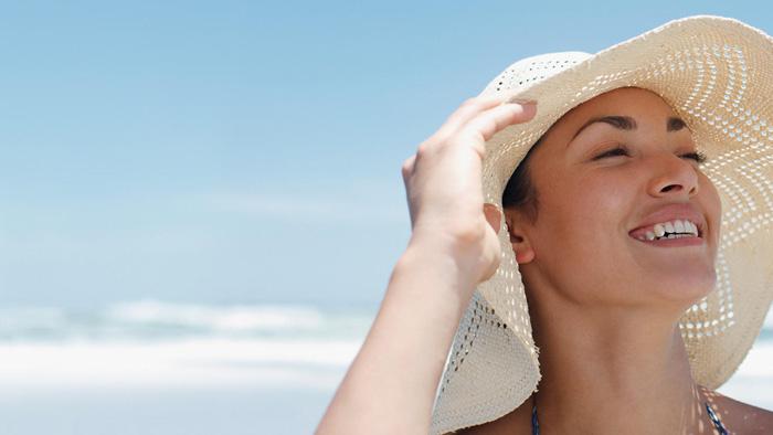 درمان حساسیت پوست به نور