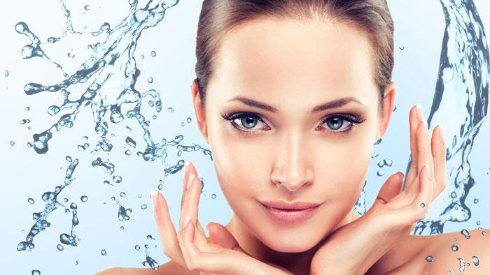 هیدراته کردن پوست