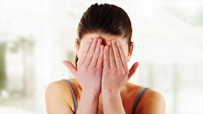 خجالت زدگی علت گرگرفتگی بدن