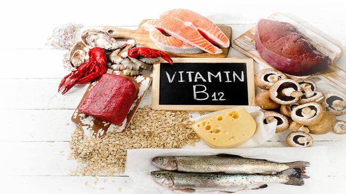 درمان آفت دهان با ویتامین B12