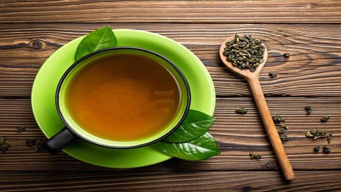 درمان خانگی بواسیر با چای سبز
