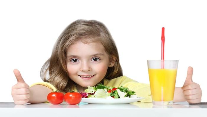رژیم غذایی کودکان مبتلا به بواسیر