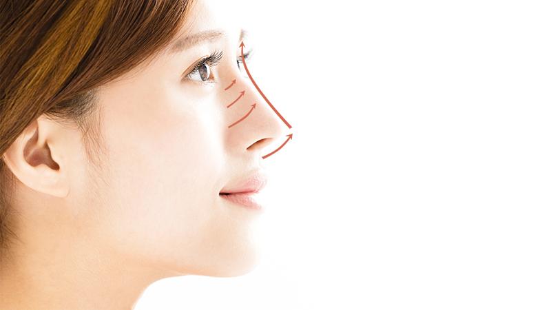انتخاب شما کدام است ؟ لیفت بینی با نخ یا کوچک کردن بینی با تزریق ژل!