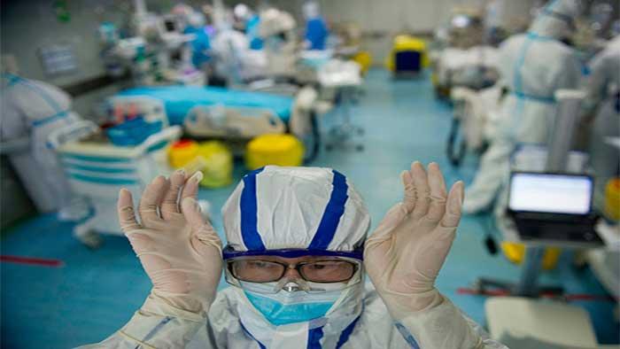 کادر درمانی در معرض خطر ویروس کرونا