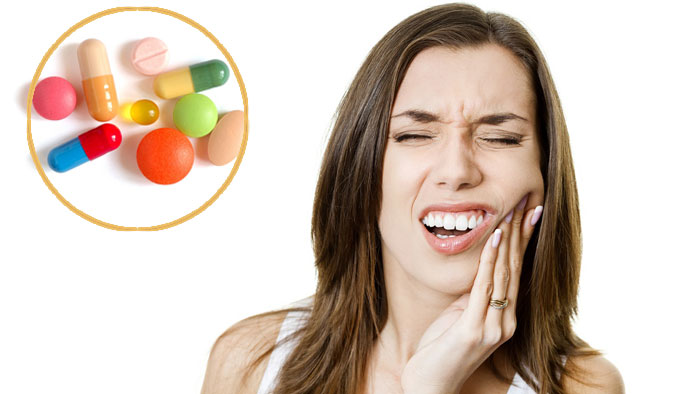 درمان درد دندان با دارو