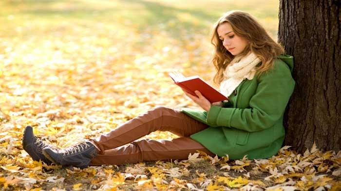 لذت بردن از تنهایی از علائم درون گرایی
