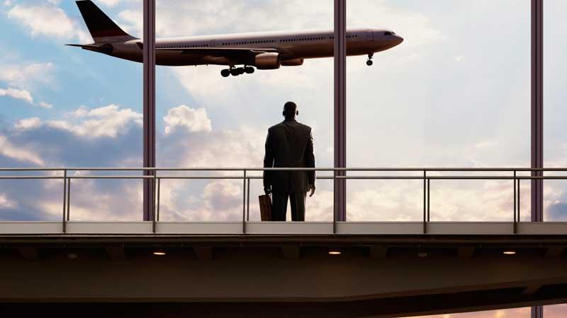 آداب مسافرت با هواپیما برای مدیران