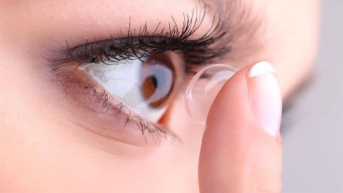 لنز ها از علت عفونت چشم