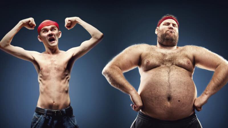 چگونه در یک هفته چاق شویم ؟ یک برنامه غذایی برای چاق شدن سریع