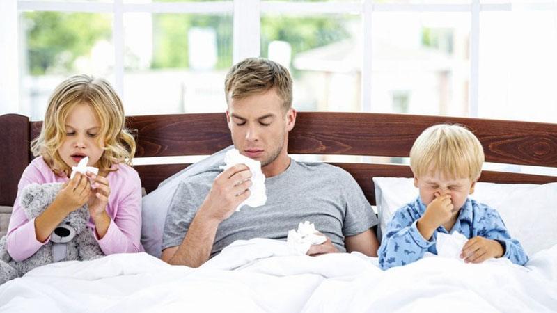 همه چیز درباره علائم و درمان آنفولانزا و تفاوت آن با سرماخوردگی