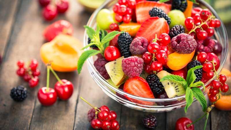 میوه برای کم خونی