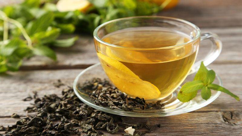 معجزه دیگر چای سبز : معرفی 7 ماسک برای درمان جوش با چای سبز