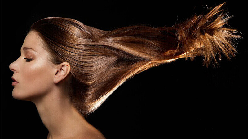 7 قانون طلایی برای نگهداری از مو ، تاثیر شست وشو، شانه زدن و …