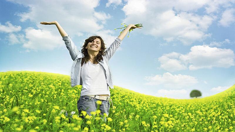 زندگی شاد، آثار شاد زیستن در سلامت روح و روان و روش هایی برای رسیدن به آن